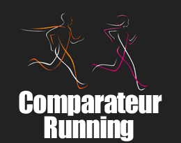 Comparateur Running